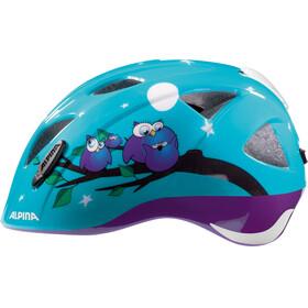Alpina Ximo Flash Winter Helmet owls